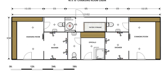 room floor plan designer how to design a sports changing room