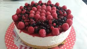 cheesecake hervé cuisine cheesecake sans cuisson vanille fruits rouges hervecuisine com