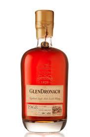 glendronach recherche 1968 44 year old 70cl