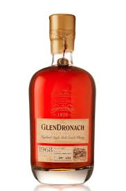 44 years old glendronach recherche 1968 44 year old 70cl