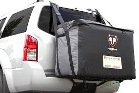 infiniti qx56 luggage carrier rightline gear car saddlebag rightline gear suv cargo carrier