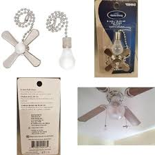 ceiling fan pull chain set ceiling fan pull chain set lighting parts accessories ls fans