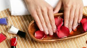 how to give yourself a professional manicure at home femside com