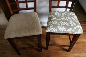 What Kind Of Fabric For Dining Room Chairs How To Recover Dining Room Chairs Inspiring Goodly What Type Of