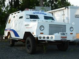 police armored vehicles university of idaho study looks at use of military gear by police