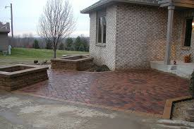 Patio Paver Designs 30 Stupendous Paver Patio Designs Slodive