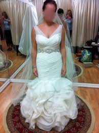 post pics of your wedding dress alterations before u0026 after