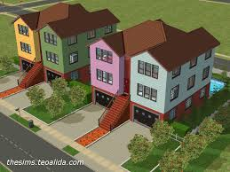 apartment houses the sims fan page