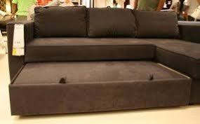 Sectional With Sofa Bed Small Sectional Sleeper Foter