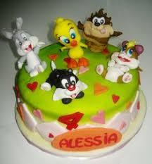looney tunes cake collin u0027s bday madness looney