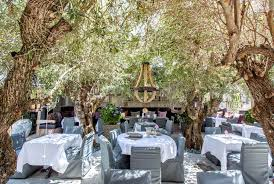 Patio Dining Restaurants by A Guide To Al Fresco Dining In Los Angeles Summer 2014