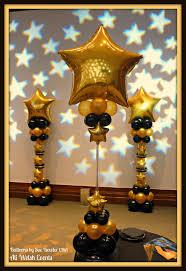 the very best balloon blog star struck air filled balloon decor