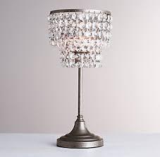 Crystal Desk Lamp by Table Lighting Rh Baby U0026 Child