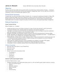 resume for server position resume ideas