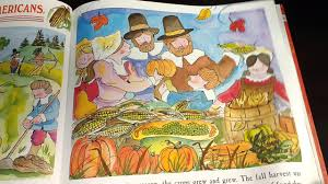 thanksgiving is read aloud