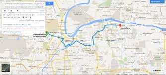 How To Plan A Route On Google Maps by Why You Should Be Excited About The New Google Maps U2013 Mollweide