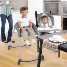 Evenflo High Chair Cover Replacement Pattern by Ingenuity Trio 3 In 1 High Chair Avondale Walmart Com