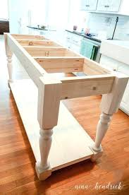 Design Your Own Kitchen Island Design Your Own Kitchen Island Kitchen Island Design Plans With