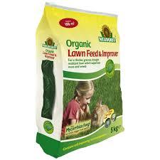neudorff organic lawn feed u0026 improver 5kg lawn feed u0026 weed