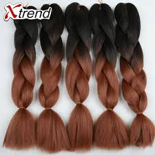 Aliexpress Com Hair Extensions by Aliexpress Com Buy 100g Braiding Hair Extension Synthetic