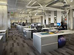 exellent cool open office designs space design advantages of