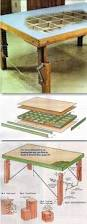 Drafting Table Woodworking Plans 1129 Best Workbench Images On Pinterest Woodwork Diy And Workshop