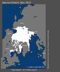 analysis arctic sea ice news and analysis