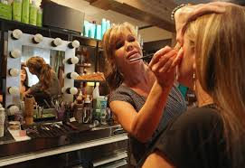 makeup artist school nc makeup artist makes a name in and at home working woman report