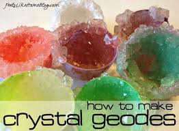 how to grow your own crystal geodes cool science experiment for