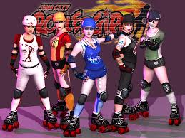 roller derby out monday roller derby this is