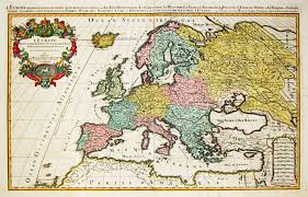 Google Map Of Europe by Immigration In Europe Map Of The Percentages And Countries Of