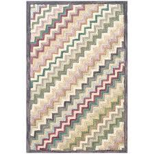 flooring charming colorful dash and albert rugs with zigzag