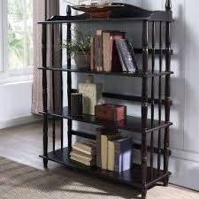 Classic Bookcase Solid Wood Bookcases Visualizeus