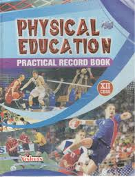vishvas physical education practical record book for class 12