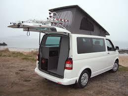 volkswagen california shower t6 vw campervan taransay by jerba campervans