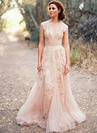 wedding dresses ideas lace country wedding dresses in cream