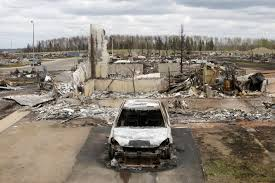 Alberta Wildfire System by Fort Mcmurray Wildfire Victims Might Suffer Ptsd Psychologist