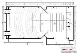 penang pac floor plan venue directory