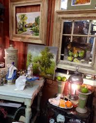 repurposed decor at bungalow antiques in agoura hills vintage