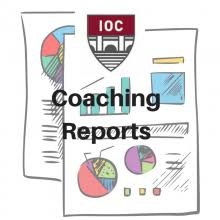 coaches report template coaching reports institute of coaching