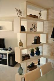Wall Shelves Design Cube Wall by Como Separar Espacios Con Una Repisa Decor Pinterest Ideas