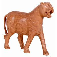 wooden animal figurines sculptures statues for sale