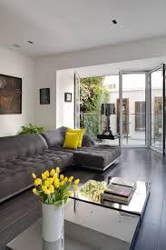 grey and yellow home decor chelsea house no 2 contemporary living room london by