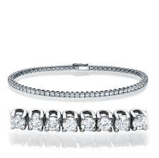 bracelet diamonds images 3 carat round diamond tennis bracelet jordan river diamonds jpeg