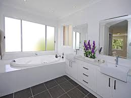 Glass In A Bathroom Design From An Australian Home Bathroom - Australian bathroom designs