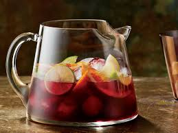 red cocktails red sangria recipe food u0026 wine