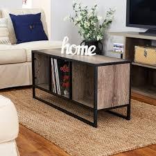 computer coffee table safavieh amos retro mid century wood light gray coffee table
