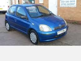 toyota yaris 2001 for sale used toyota yaris 2001 for sale motors co uk