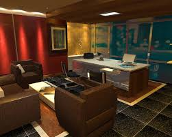 executive office interior design