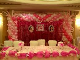 Birthday Home Decoration by Balloon Decoration Ideas For Birthday Party Decorating Of Party